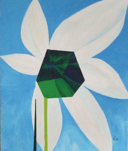 Flor cúbica
